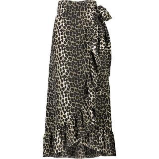 Maxi rok Female Groen