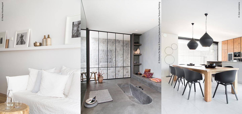 stijlvol wonen pure maison magazine sanoma be