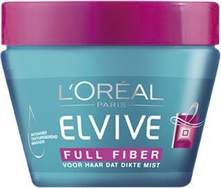 Elvive Full Fiber - 300ml - Haarmasker