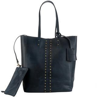 Lisa Vintage Shopper Studs 692122 Dark Blue