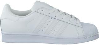 Witte Sneakers Superstar Dames