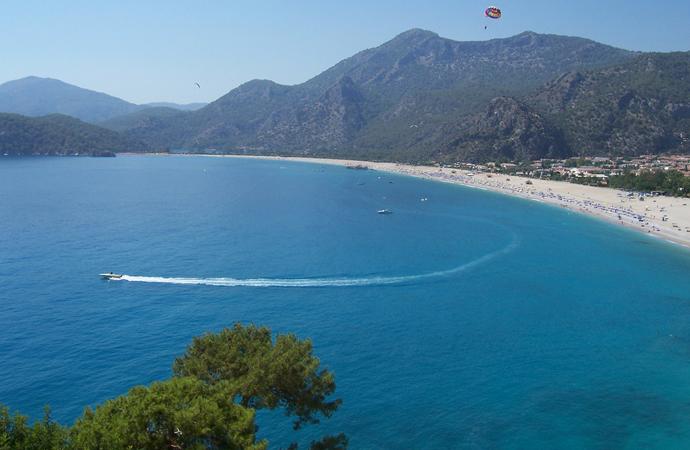 De mooiste stranden in Europa - Turkije