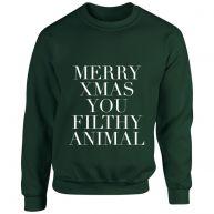 Ho Ho Ho Filthy Animal
