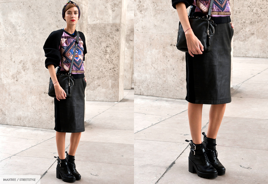 streetstyle boots