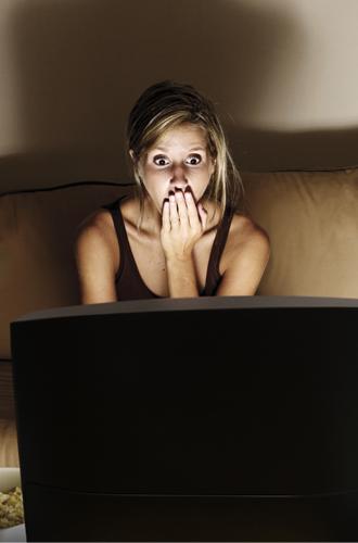 Dit gebeurt er met je hersenen als je een horrorfilm kijkt