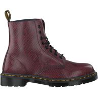Rode Dr. Martens Veterboots PASCAL