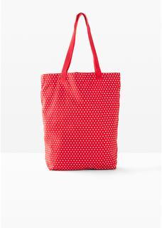 Dames tas in rood