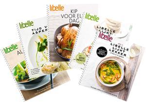 Libelle kookboekjes