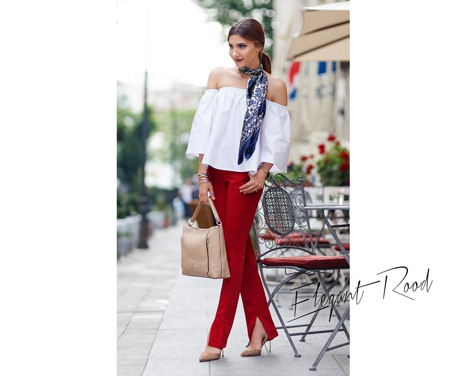 Elegant Rood