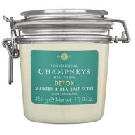 Champneys Detox Seaweed & Sea Salt Scrub 450 gram