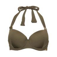 MS Mode Sapph Riviera halter bikinitop