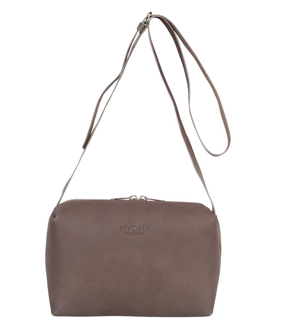 Myomy Handtassen My Black Bag Handbag Taupe Goedkoop De Goedkoopste SU6y1