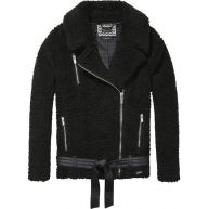 Maison Scotch Teddy bikerjack