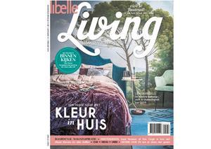 Nog veel meer over huis en interieur vind je in de nieuwe Libelle Living
