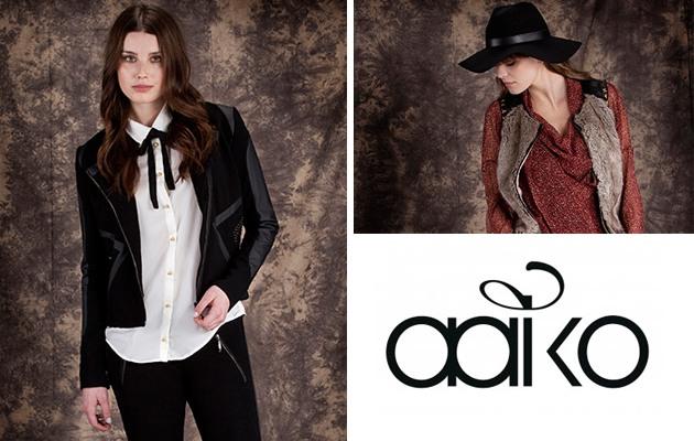 Aaiko Herfst Winter 2013 Lookbook
