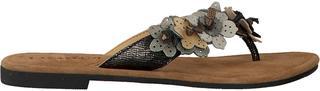 Zwarte Slippers 33.678