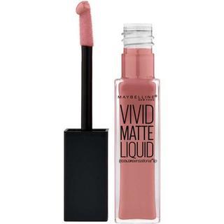 Vivid Matte Liquid Lipstick Nude Thrill