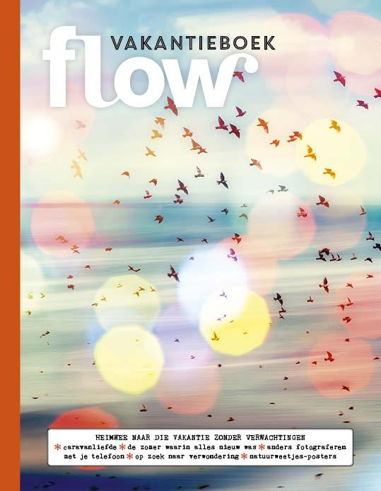 Flow vakantieboek 2018