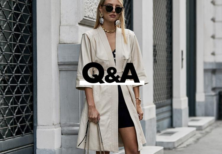 Q&A: Hoe draag je de trends van dit moment?
