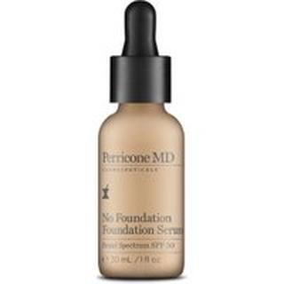 No Make-Up No Foundation Serum