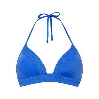 Ocean Blue - Triangel Bikinitop Foamcup