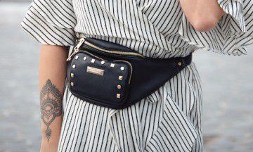 """Odette: """"Op deze manier style ik de fanny pack trend"""""""