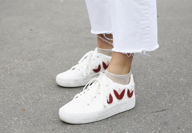 De mooiste sneakers onder de €50