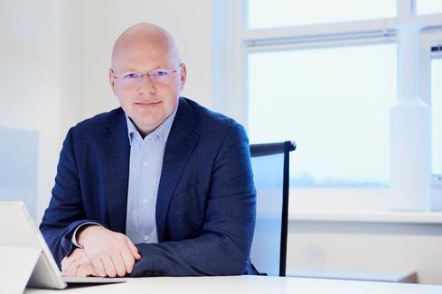 Rob Kolkman benoemd tot CEO van Sanoma Learning