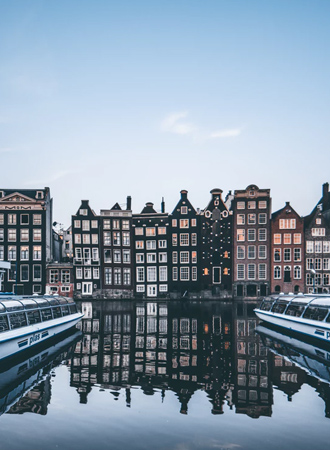 Amsterdam starterpack: zo word je binnen no time een échte Amsterdammer