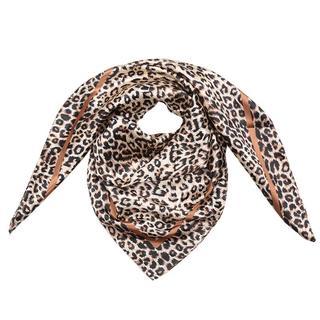 Trendy panter sjaal