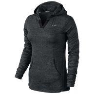 NIKE Element Hoody Solid trui Nike zwart