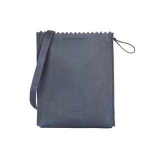 My Paper Bag Baggy Medium Hunter Navy Blue