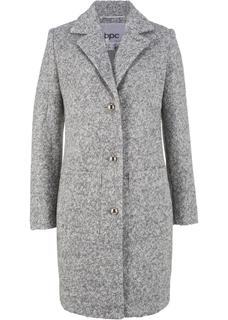 3d82ed60767503 Dames jas lange mouw in grijs
