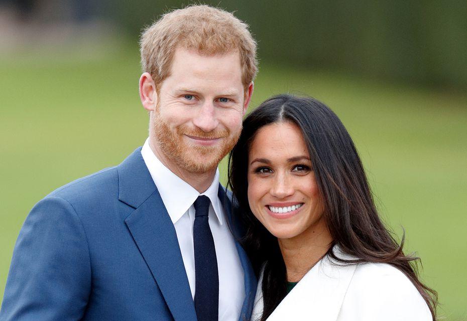 Huwelijk Harry Meghan