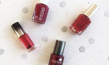 Fashionchick test: De perfecte rode nagellak