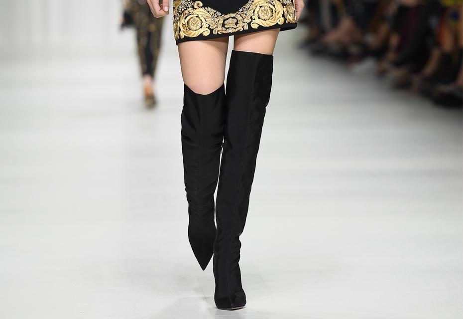 Winterlaarzen trend: Overknee laarzen