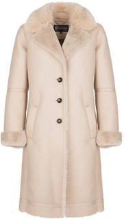 Lammy Coat Off White