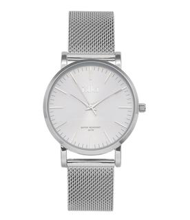 Horloges Watch Florence Silver Zilver