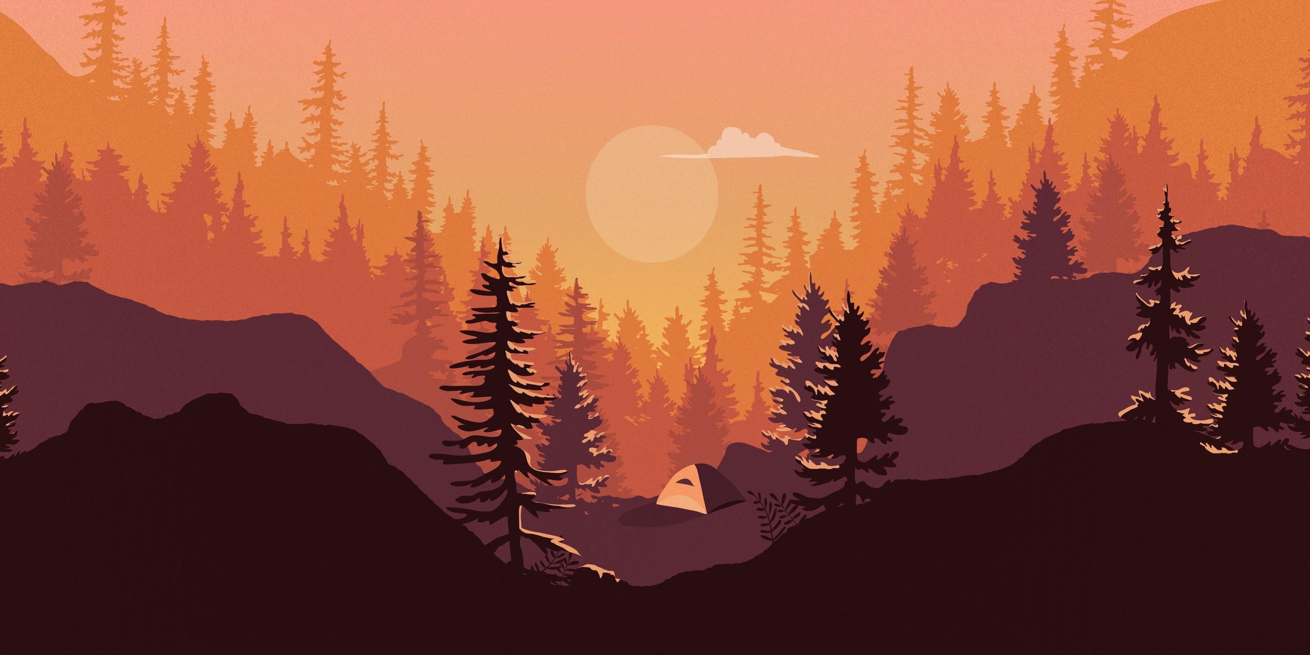 Sterre en Mark maken natuurbelevingsapps met eigen illustraties