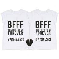 Bfff heart t-shirt links