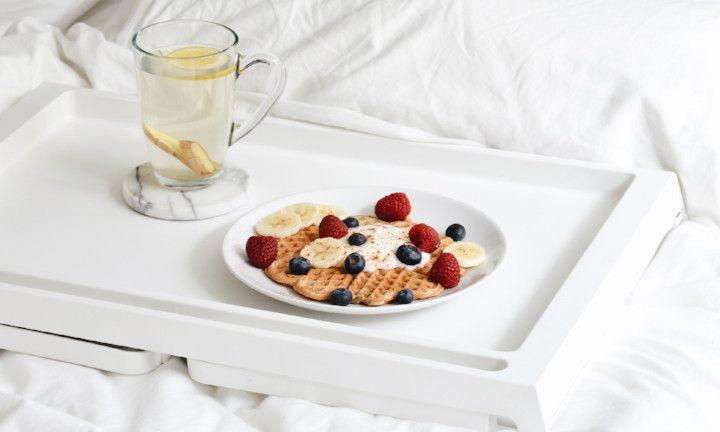 """Odette: """"Dit zijn mijn 3 favorieten healthy ontbijtjes"""""""