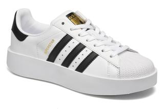 Sneakers Superstar Bold W by