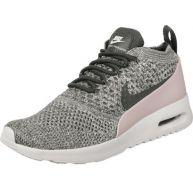 Nike Air Max Thea Flyknit W schoenen grijs roze
