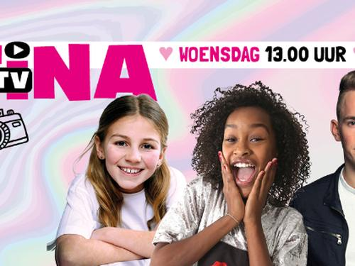 Tina introduceert: TinaTV met o.a. Senna Bellod en Kymora Henar