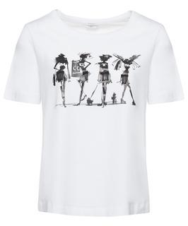 Shirt Met Franje
