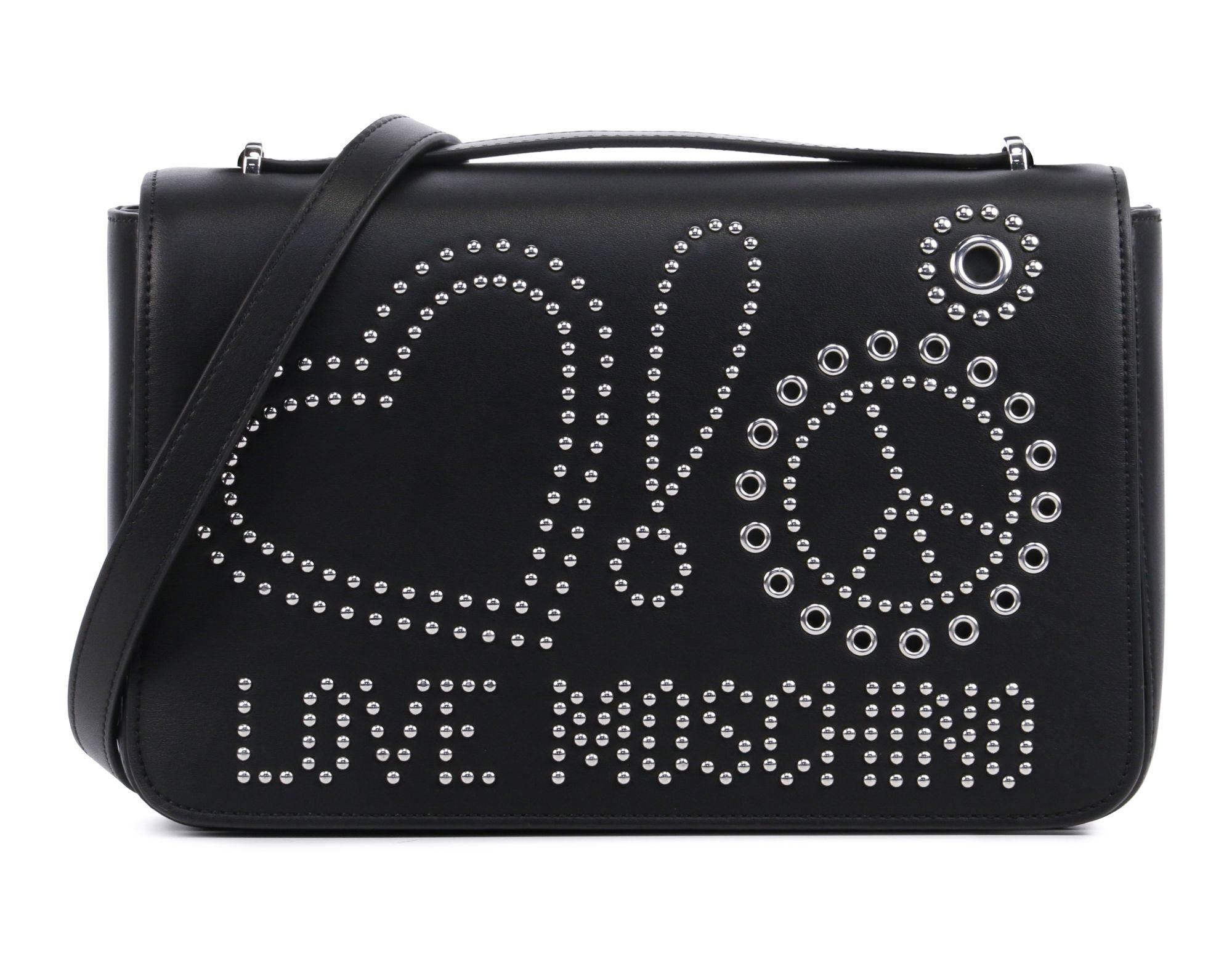 Online Winkelen Klaring Outlet Locaties Love Moschino Schoudertassen Dames (Zwart) Opruiming Aanbiedingen Mode-stijl Te Koop Vinden Grote Verkoop Online c3ls2j
