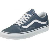 Vans Old Skool Lo Sneaker schoenen blauw blauw