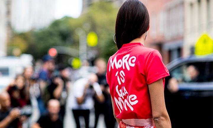 Dit was dé modekleur van New York Fashion Week