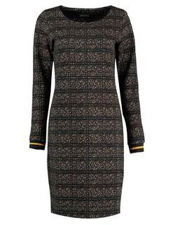 Dress Jacquard With Lurex 97780-20 Korte jurk 97780-20