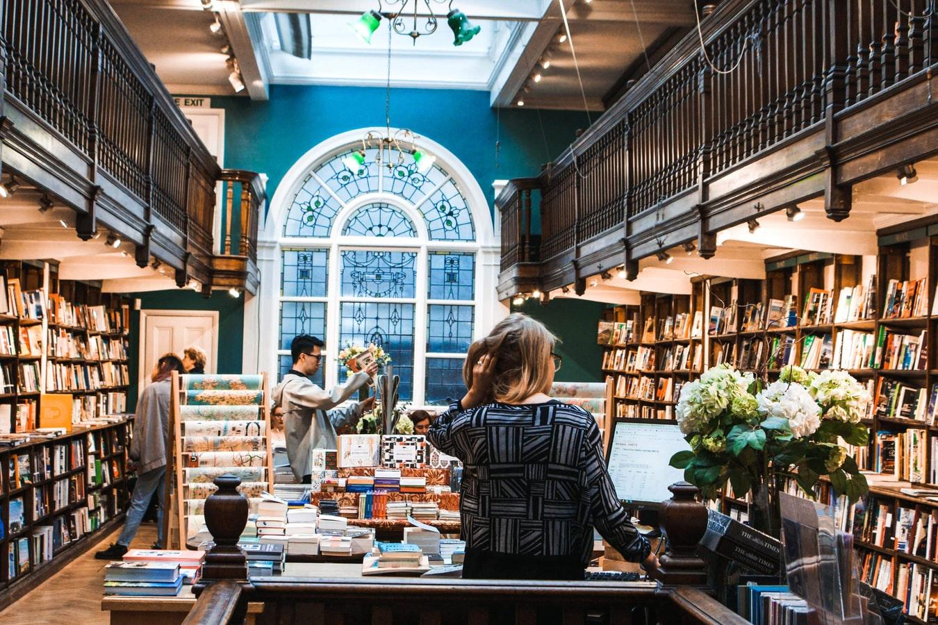 De boekhandel dicht? Je kunt er nog steeds bestellen - Flow Magazine NL